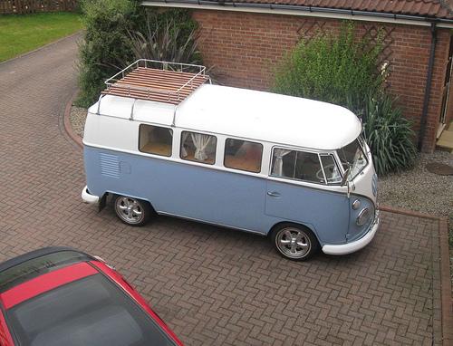 Bob the VW Camper Van