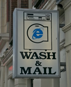 email wash