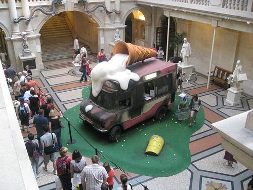 banksy june 2009