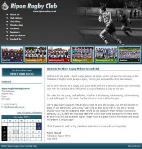 ripon rugby
