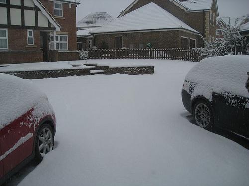 xmas eve snow