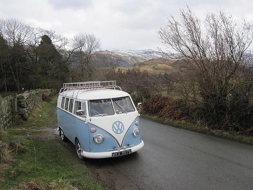 bob the camper van