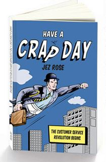 have a crap day