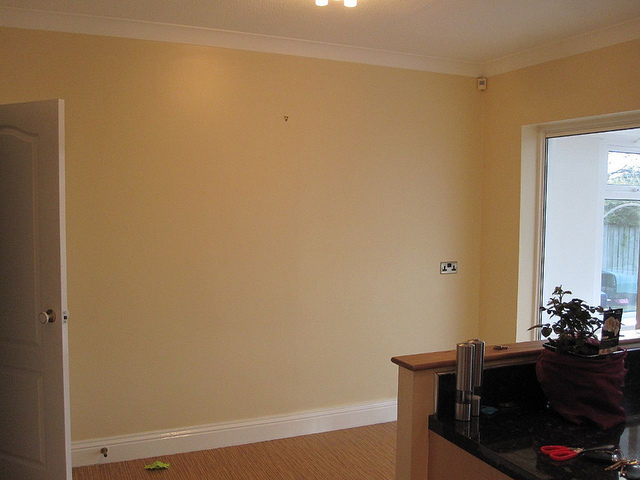 Knocking Kitchen And Dining Room Together