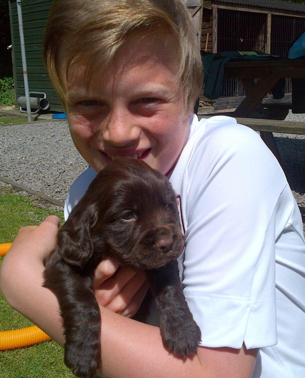 Cooper 4 weeks