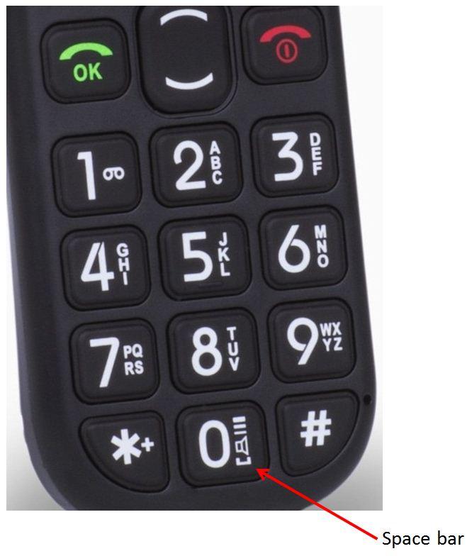 Jupiter tt800 instructions keypad