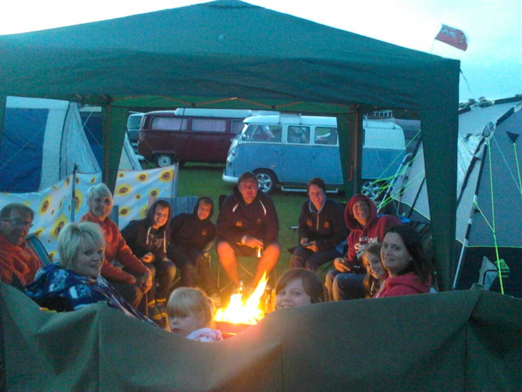 harrogate club camp