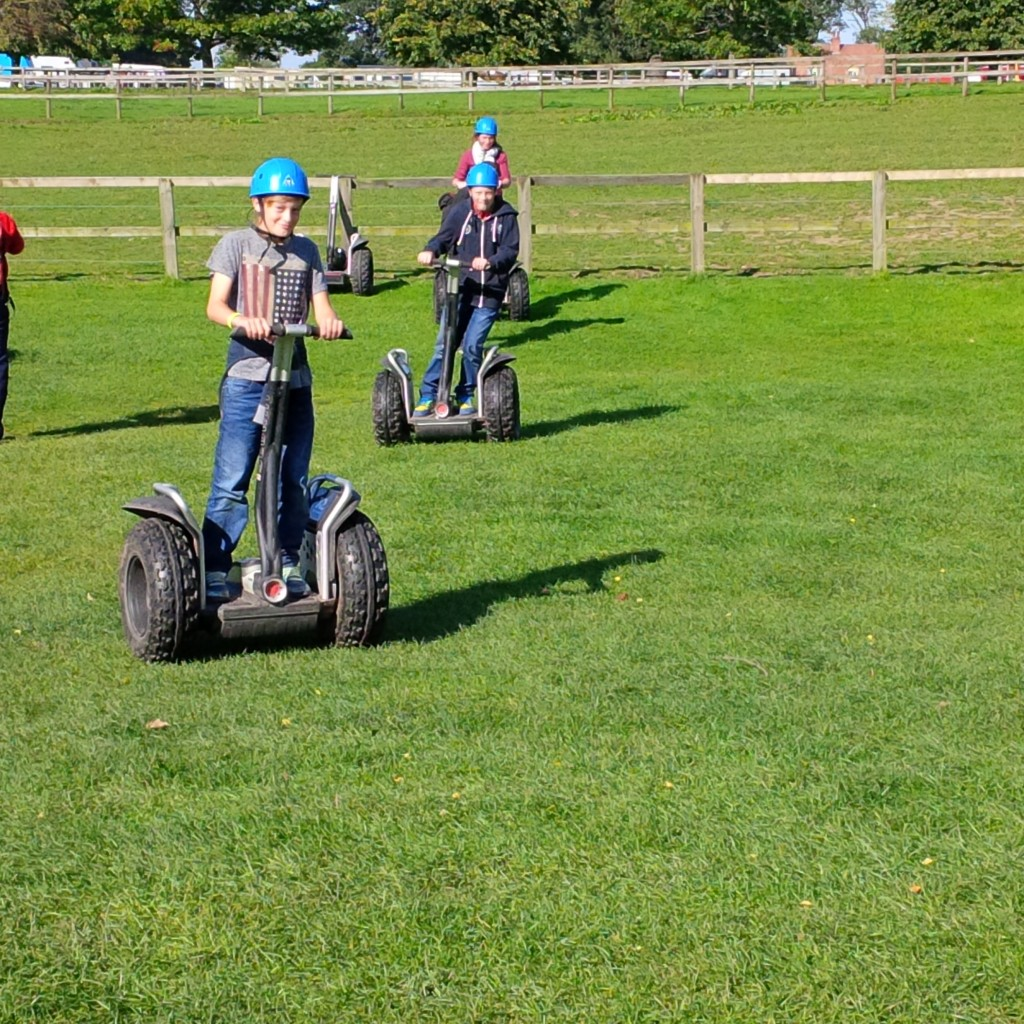 kids on segways
