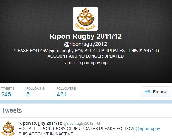 ripon rugby twitter