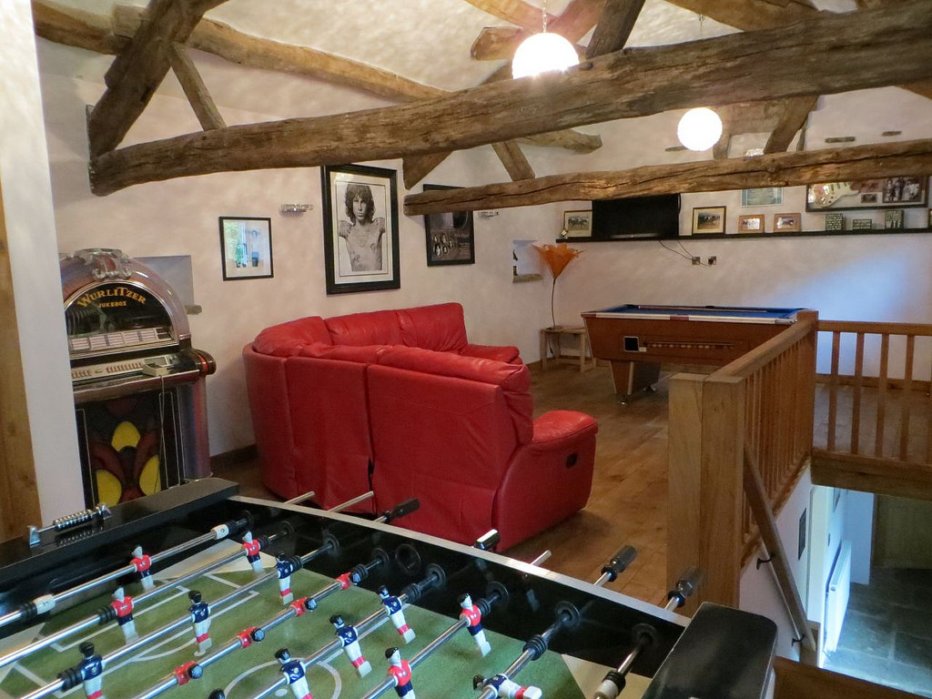 games room ingheads