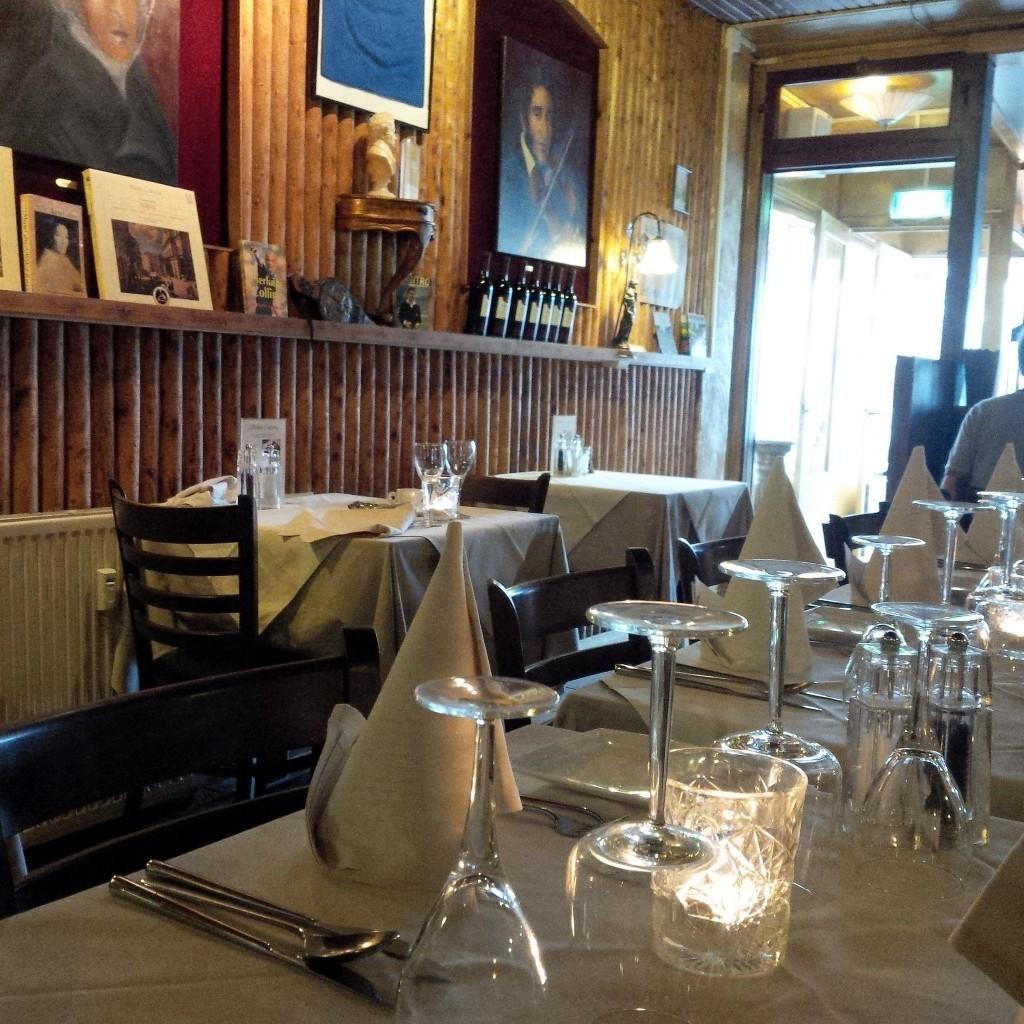 bellinis restaurant amsterdam