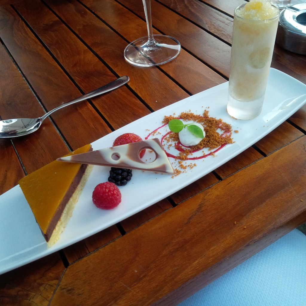 amazing pudding rosarium