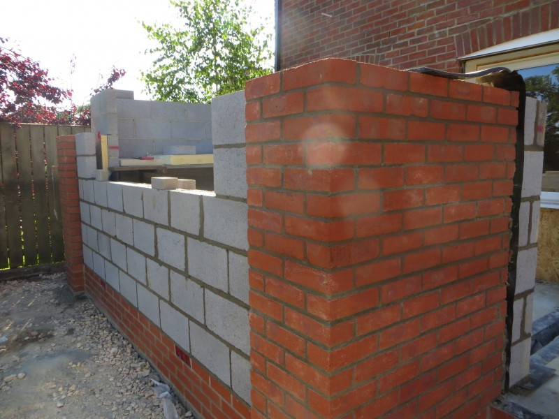 first brickwork