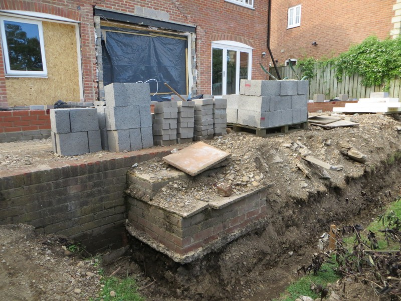 patio foundations